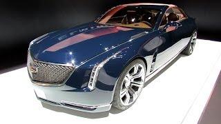 2015 Cadillac Elmiraj Concept - Exterior and Interior Walkaround - 2014 Geneva Motor Show