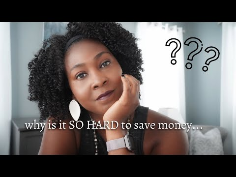 why is it *SO HARD* to save money?!? | FRUGAL LIVING TIPS