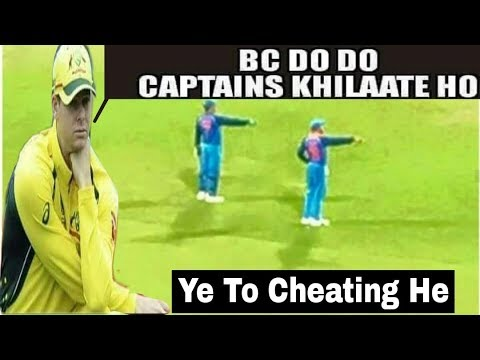 India Is Playing With Two Captain - M.S Dhoni - Virat Kohli