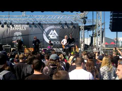 Too Close To Touch - Nerve Endings (So What?! Music Festival 2016)