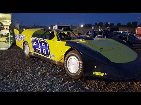 #28 Bobby Doss - Sportsman - 11-5-16 - I-75 Raceway - In-Car Camera