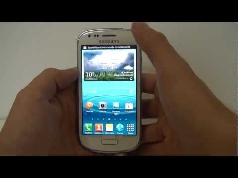 Videoreview Samsung Galaxy S III Mini