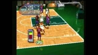 NBA ShootOut 2000 PlayStation Gameplay_1999_12_16_3