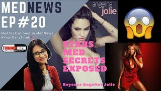 Stomach Hole Haryana Drink,Beyonce Detox Diet,Facebook AI Scare,Angelina Jolie Palsy # MED NEWS 20