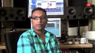 """Mixing is like using Photoshop"" says sound engineer, PA Deepak"