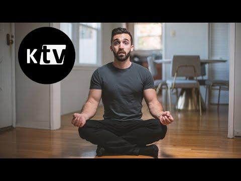 Я Медитировал по 1 ЧАСУ в день МЕСЯЦ подряд | Мэтт Давелла