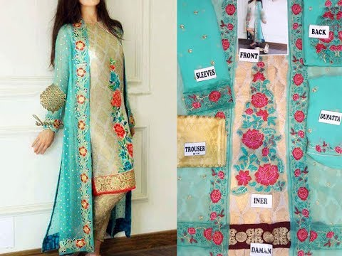 Awesome Pakistani Eid Dresses Collection 2017 - YouTube