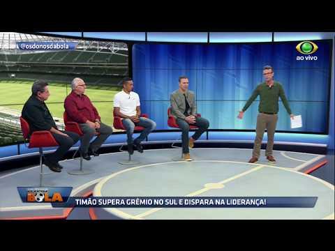 Marquinhos: Sistema Do Corinthians é Muito Forte