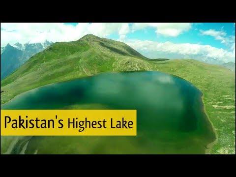Rush Lake Pakistan - Trekking to Pakistan