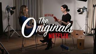 The Originals | Jamie Clayton and Krysten Ritter | Netflix