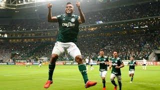 MIGUEL BORJA ● Los 9 goles del goleador de la COPA LIBERTADORES ● Boca Juniors vs Palmeiras