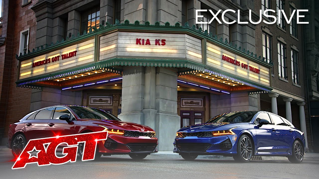A Special Surprise, In Partnership with Kia and the Kia K5 - America's Got Talent 2020