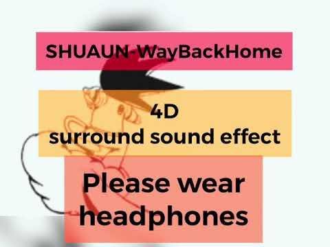 4D surround sound effect music