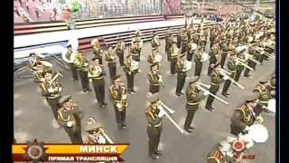 9 мая 2010г. Минск. Военный парад.