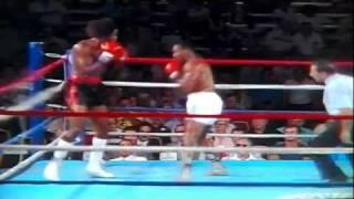 Mike Tyson Vs. Michael Johnson HD