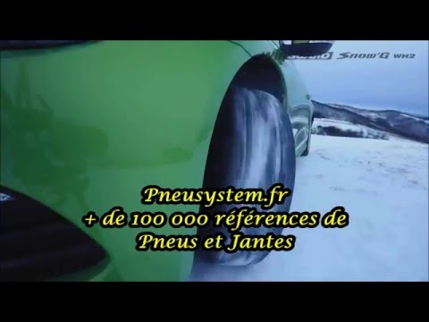 NEXEN WINGUARD Snow'G WH2 - Pneusystem fr