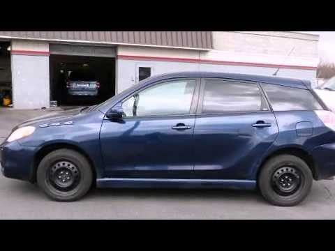 2005 toyota matrix xr auto awd youtube. Black Bedroom Furniture Sets. Home Design Ideas