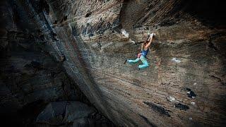 Michaela Kiersch and The Golden Ticket | 5.14c First Female Ascent