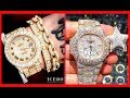 Expensive Luxury Gold Diamond Watches Designs For Women's And Ladies// Royal Fashion Trend