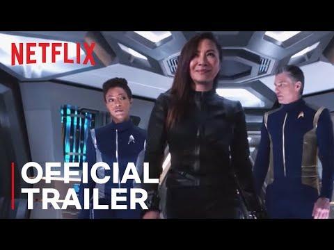 Star Trek: Discovery | Trailer #2 | Netflix
