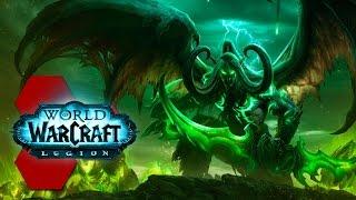 World of Warcraft: Legion Alpha - The Demon Hunter - TheHiveLeader