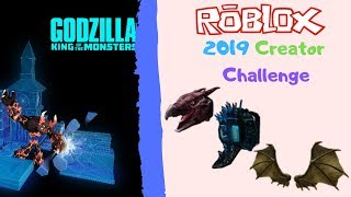 ⭐ROBLOX How to get EVENT ITEMS 2019 Creator Challenge