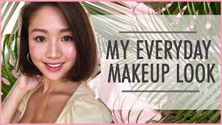 🎃UPDATED 我的日常化妝 My Everyday Makeup Look | Pumpkin Jenn🎃