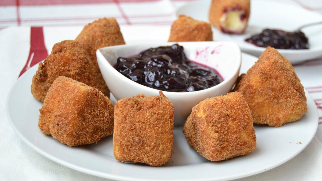 Queso frito recetas de aperitivos f ciles y r pidos for Cenas sencillas y originales