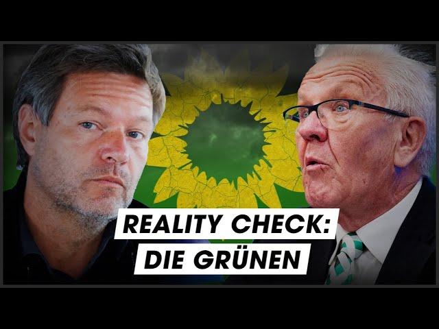 Machen die Grünen WIRKLICH grüne Politik?