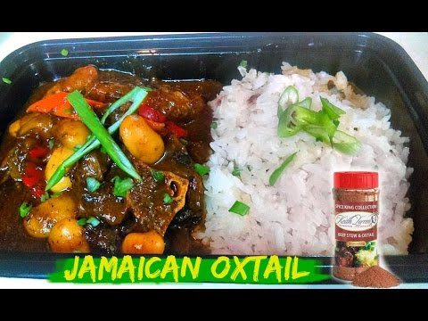 Best Jamaican Oxtail Recipe by Keith Lorren