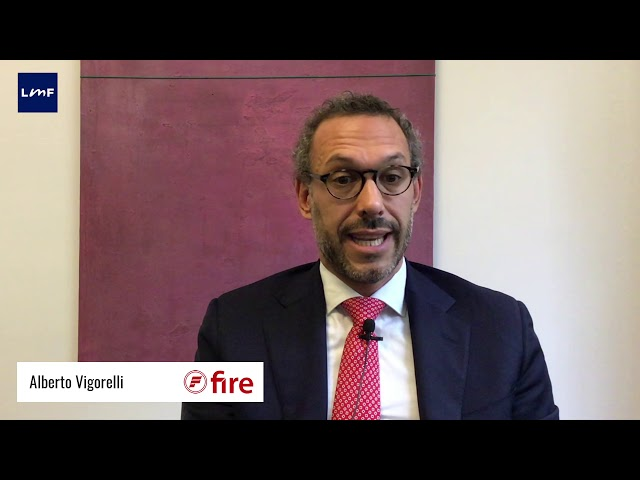 Un nuovo approccio nel recupero del credito - Alberto Vigorelli (Fire)