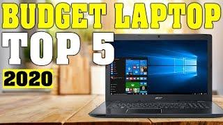 TOP 5: Best Budget Laptop 2020