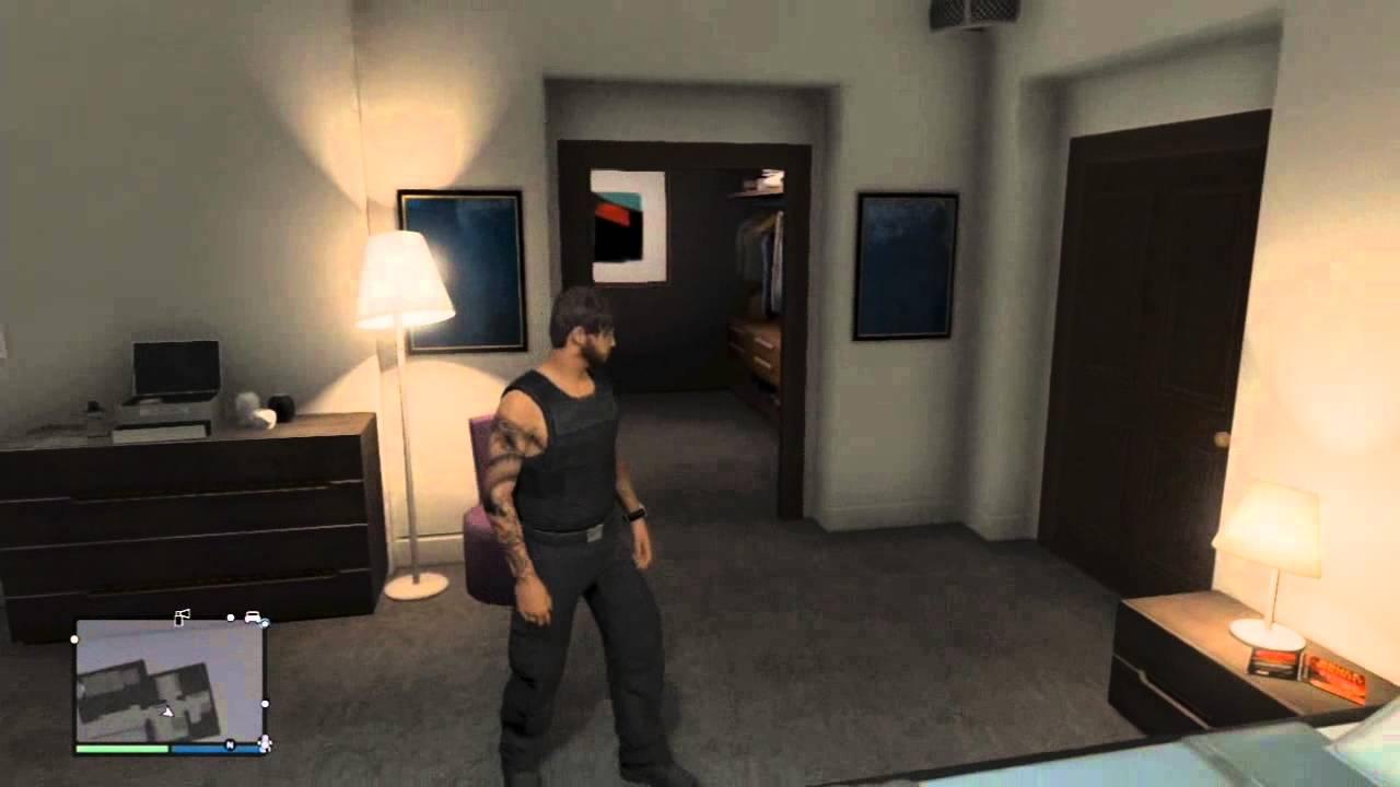 GTA V ONLINE -High Life - 4 Integrity way Apt 28 - View ...