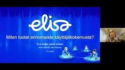 Virtuaalinen Elisa ICT Aamu 17.3.2020, Oulu