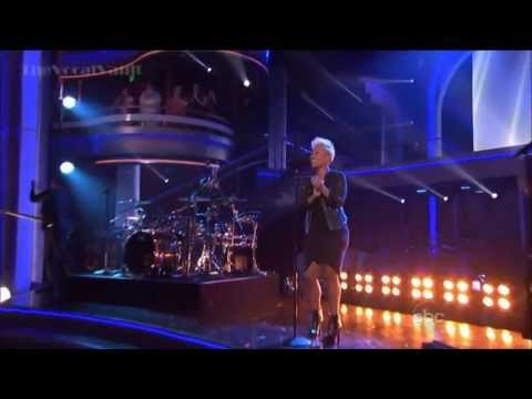 Emeli Sandé- Next to Me - DWTS 16 - Results