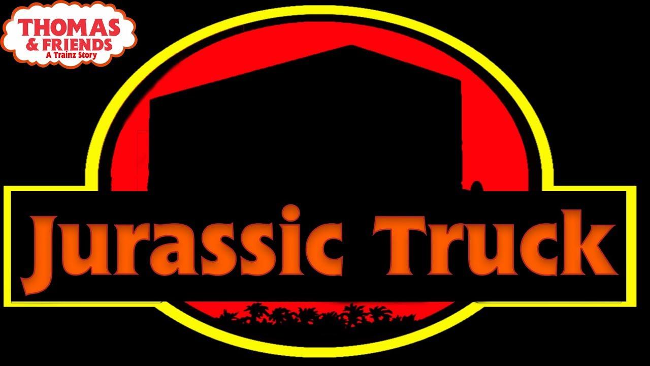 Thomas & Friends-A Trainz Story- Series 1 Episode 5- Jurassic Truck
