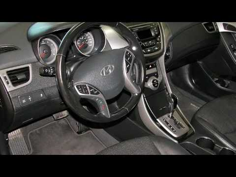 2013 Hyundai Elantra Limited in Winnipeg, MB R3T 6A9
