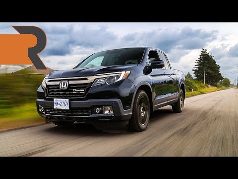 The 2019 Honda Ridgeline Is What 90% Of Truck Buyers Actually Need.