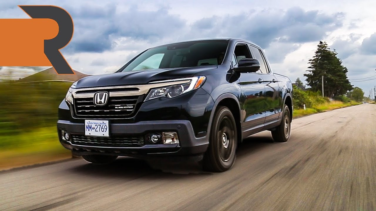 The 2019 Honda Ridgeline is what 90% of Truck Buyers ...