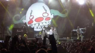Limp Bizkit - Thieves/Rollin'/Hot-Dog (Live at Amnesia Rockfest)