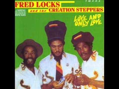 Fred Locks Creation Steppers Voice Of The Poor