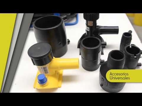 Maquina de electrofusi n para tuber a herraplas youtube for Maquinas para toldos enrollables