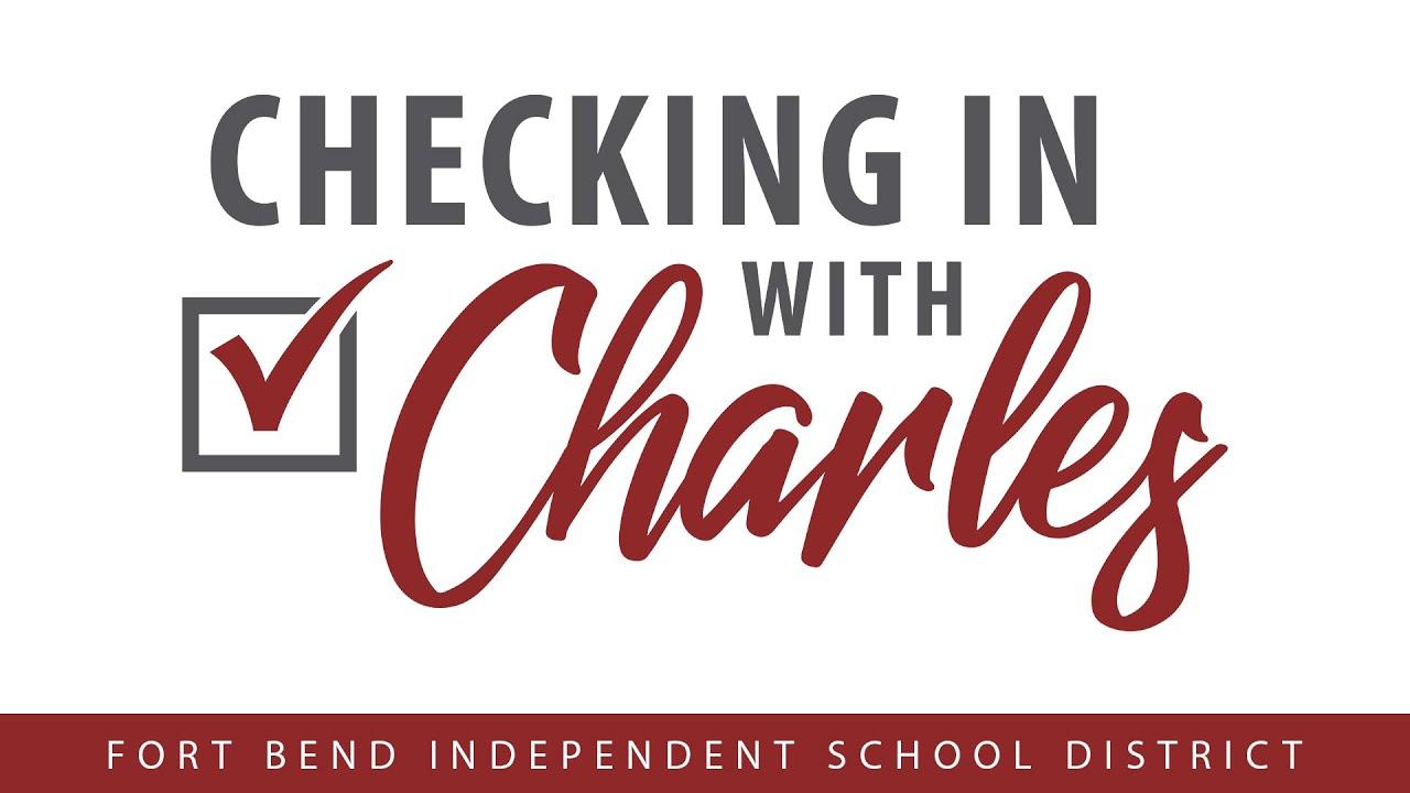 Checking in with Charles I June 18, 2020/ En Contacto con Charles | 18 de junio de 2020