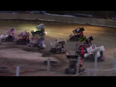 Old Bradford Speedway NY6A Micro Sprint Feature 8-6-17