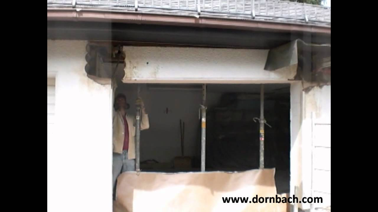 sturz aus beton entfernen garageneinfahrt vergr ern dornbach spezialabbruch. Black Bedroom Furniture Sets. Home Design Ideas