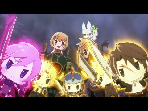 Discover if World of Final Fantasy is too painfully adorable next week
