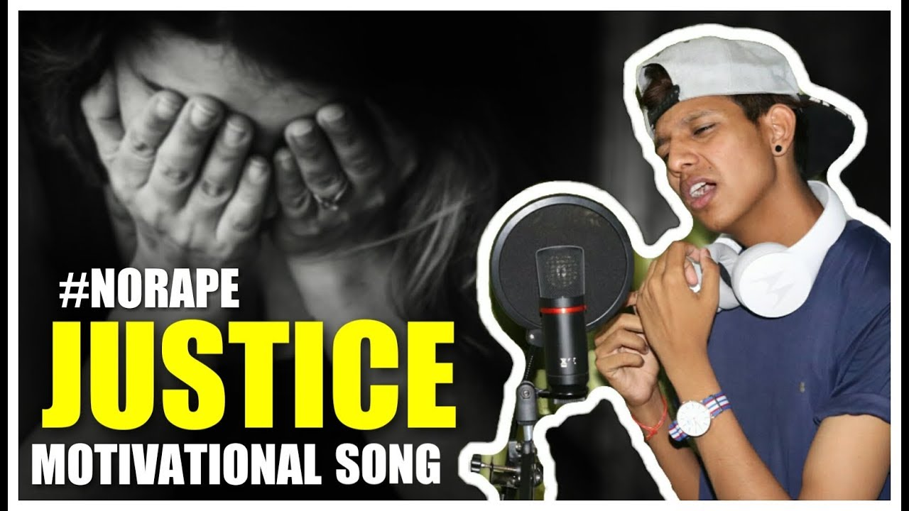 Justice l #NORAPE I Angry Hindi Rap Song 2018 l Ank Royal x Dollar Boy l  emotional