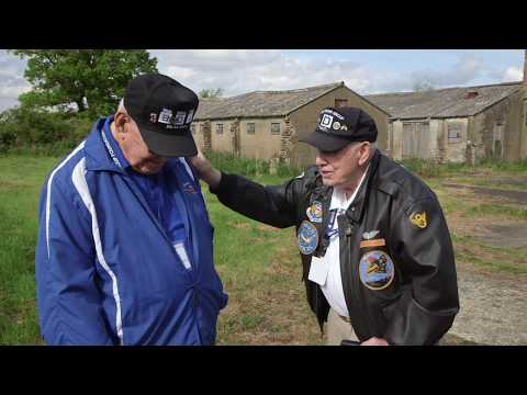 The Friendly Invasion - 100th Bomb Group, Thorpe Abbotts