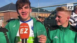 Deutschland gewinnt U20-Spiel gegen die Schweiz in Emden