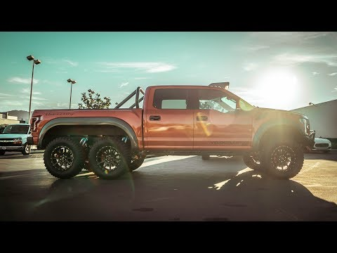The Most Expensive Raptor on Earth! *6x6*